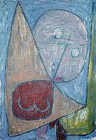 Angel Still Female 1939 By Paul Klee