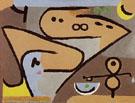 Aeolian 1938 By Paul Klee