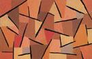 Harmonized Battle 1937 By Paul Klee