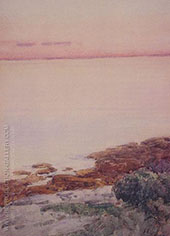 Isles of Shoals A By Childe Hassam