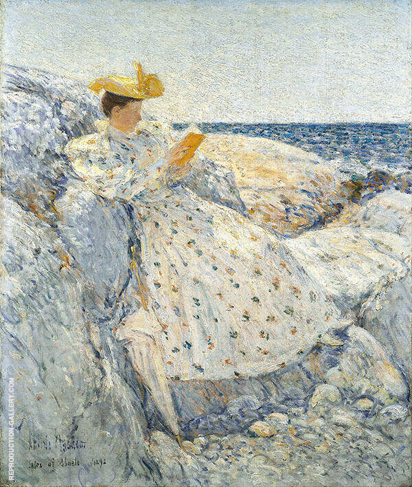 Summer Sunlight By Childe Hassam