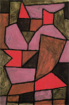 Double Doppel 1940 By Paul Klee