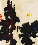 1947 Y No 2 By Clyfford Still