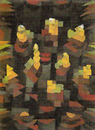 Growth 1921 By Paul Klee