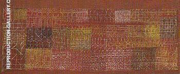 Pastoral Rhythms 1927 By Paul Klee