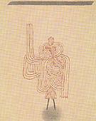 Oath of Ghosts 1930 By Paul Klee