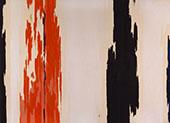 1955 H By Clyfford Still