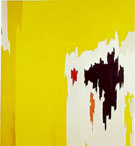1956 J By Clyfford Still