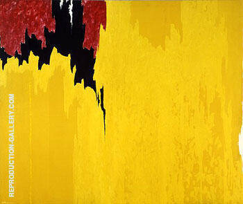 1957 3 Painting By Clyfford Still - Reproduction Gallery