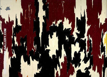 1957 J No 2 PH By Clyfford Still Replica Paintings on Canvas - Reproduction Gallery