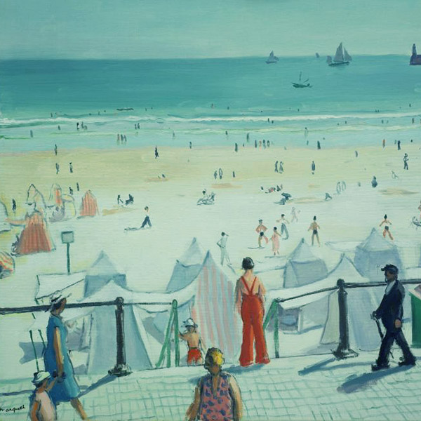 Oil Painting Reproductions of Albert Marquet