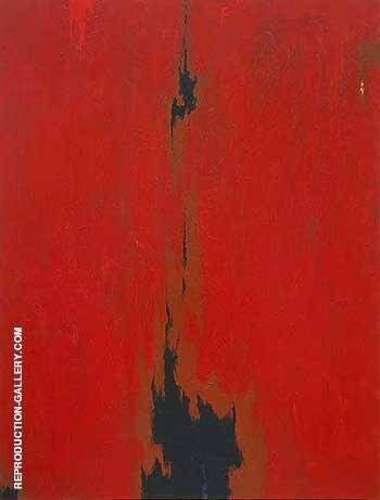 No 1949 By Clyfford Still