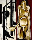 PH 343 1937 By Clyfford Still