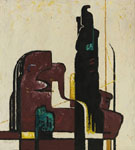PH 351 1940 By Clyfford Still