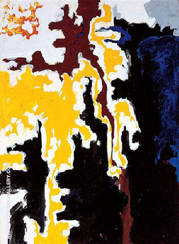 PH 455 1949 Painting By Clyfford Still - Reproduction Gallery