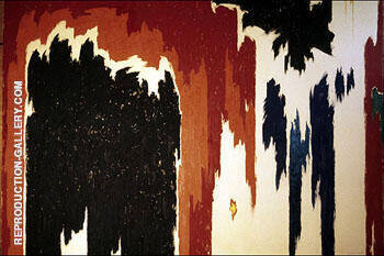 PH 1023 1976 Painting By Clyfford Still - Reproduction Gallery