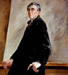 Self Portrait PH 382 1940 By Clyfford Still