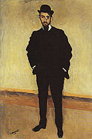 Andre Rouveyre 1904 By Albert Marquet