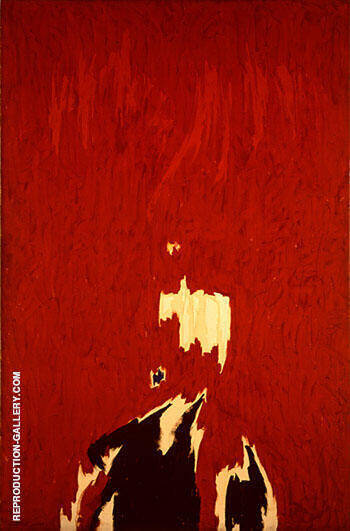 Untitled 1964 By Clyfford Still Replica Paintings on Canvas - Reproduction Gallery
