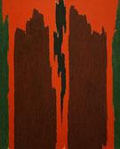 Untitled 1971 By Clyfford Still