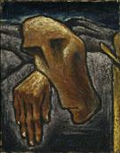 Untitled A By Clyfford Still