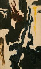 Untitled c1946 By Clyfford Still