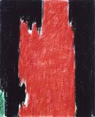 Untitled PH 104 1952 By Clyfford Still