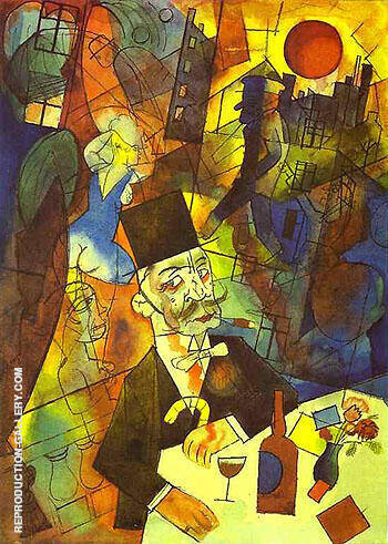 The White Slave 1918 By George Grosz Replica Paintings on Canvas - Reproduction Gallery