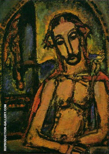 Falling in Love with Love Painting By George Rouault