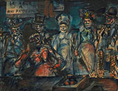 Slaughter 1905 By George Rouault