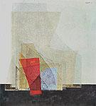 Broken Glass 1927 By Lyonel Feininger