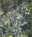 Tobacco 1907 By Natalia Goncharova