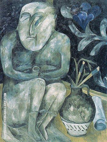 Stela 1908 By Natalia Goncharova