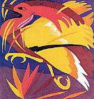 Phoenix 1911 By Natalia Goncharova