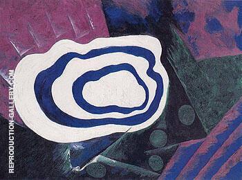 Emptiness 1913 By Natalia Goncharova