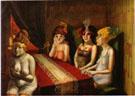 The Salon I 1921 By Otto Dix