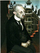 The Lawyer Dr Fritz Glaser 1921 By Otto Dix