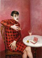 The Journalist Sylvia von Harden 1926 By Otto Dix
