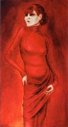 The Dancer Anita Berber 1925 By Otto Dix