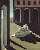 Solitude 1912 By Giorgio de Chirico