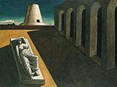 Ariadne 1913 By Giorgio de Chirico
