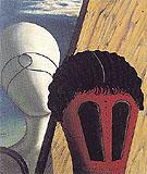 The Two Sisters 1915 By Giorgio de Chirico