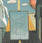 The Double Dream of Spring 1915 By Giorgio de Chirico