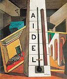 The Dream of Tobias c1917 By Giorgio de Chirico