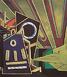 The Revolt of The Sage 1916 By Giorgio de Chirico
