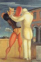 The Prodigal Son 1922 By Giorgio de Chirico