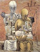 The Painters Family 1926 By Giorgio de Chirico