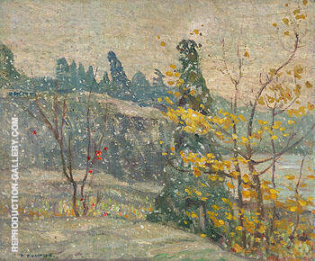 Autumn Snowfall 1913 By A Y Jackson