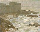 Saint Malo 1911 By A Y Jackson