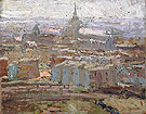 St Henry from Hallowell Ave 1910 By A Y Jackson
